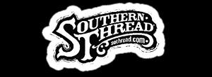 logo southern thread black